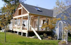 Home Addition in usa